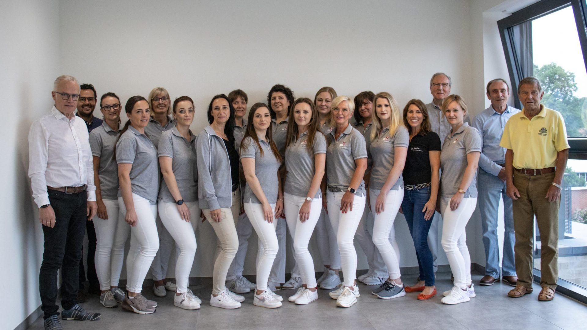 Das Team des MVZ Bersenbrück